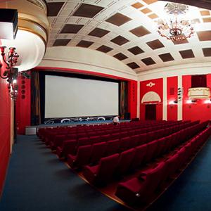 Кинотеатры Волово