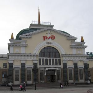 Железнодорожные вокзалы Волово